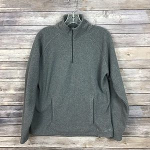 Tops - Carhartt Women's Quarter Zip up Sweatshirt